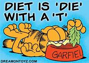 Diet garfield